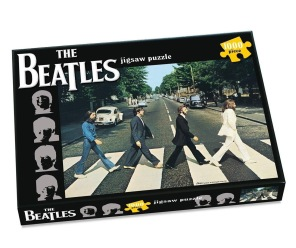 Pussel - Beatles Abby Road -