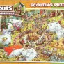 Pussel - The Scouting Camp