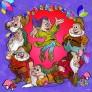 Beg. Pussel - The Seven Dwarfs