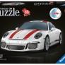 Beg. Pussel - 3D Porsche