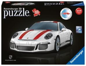 Beg. Pussel - 3D Porsche -