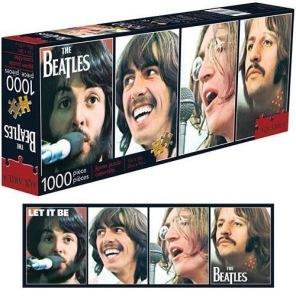 Pussel - Beatles let it Be -