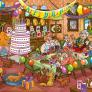 Wasgij - Birthday Suprice
