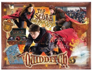 Harry Potter - Quidditch -