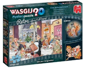 Wasgij - Live Entertainment -