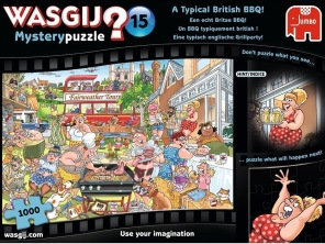 Wasgij - A Typical British BBQ! -