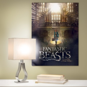 Pussel - Fantastic Beast Poster -