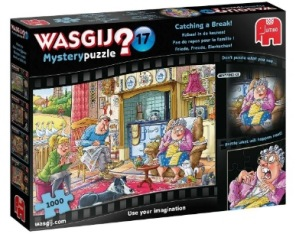Wasgij - Catching a Break -