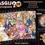 Wasgij - Caching Wedding Fever