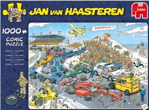 Jan van Haasteren - Formula 1 The Start -