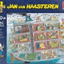 Jan van Haasteren - Cruise Ship