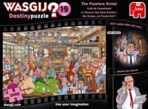 Wasgij - The Puzzlers Arms -
