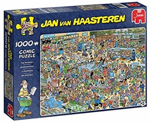 Jan van Haasteren - The Pharmacy -