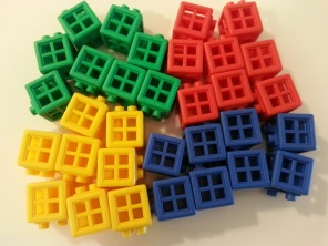 Livecube Cross Cube Extra Pieces -