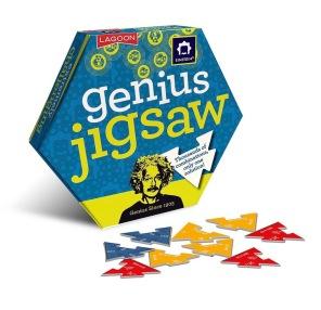 Pussel - Einstein Genius -