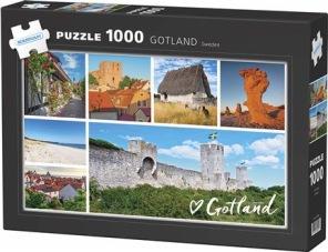 Pussel - Gotland Sweden -