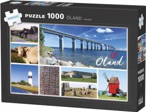 Pussel - Öland Sweden -
