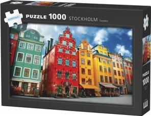 Pussel - Stockholm Sweden -
