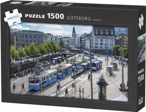 Pussel - Göteborg Sweden -
