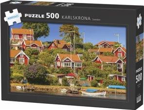 Pussel - Karlskrona Sweden -