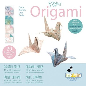 Origami Funny - Tranor