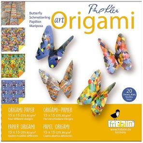 Origami Art - Fjärilar -