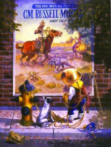 Pussel - CowBoy -
