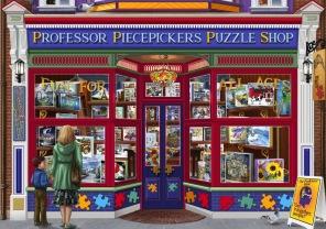 Pussel - Puzzle Shop -