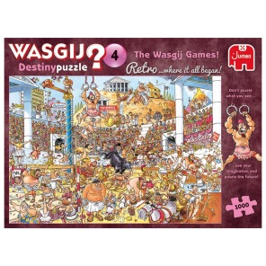 Wasgij - The Wasgij Games -