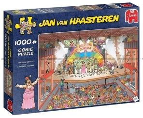 Jan van Haasteren - Eurosong Contest -
