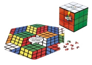 Gibsons Pussel - Rubiks Cube -