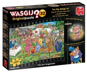 Wasgij - The Big Weigh In -