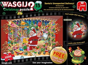 Wasgij - Santas Unexpected Delivery -