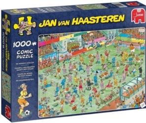 Jan van Haasteren - WC Womens Soccer -