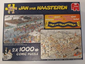JvH - Eleven City Ice Tour/New Years Dip -