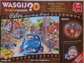 Wasgij - Sunday Drivers -