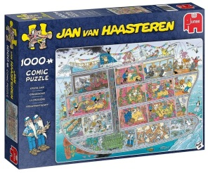 Jan van Haasteren - Cruice Ship -