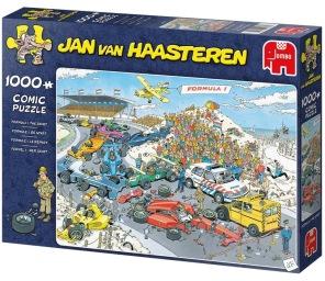 Jan van Haasteren - Formula 1, The Start -