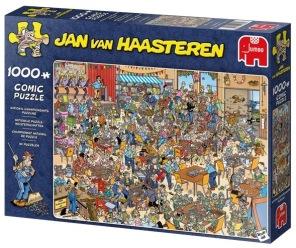 Jan van Haasteren - Nation Championship Puzzling -