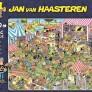 Jan van Haasteren - Pop Festival