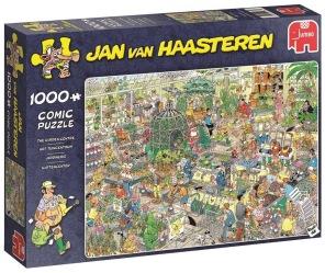 Jan van Haasteren - The Garden Center -