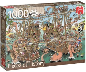Pussel - Pieces of History -