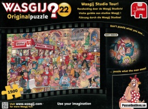 Wasgij - Studio Tour -