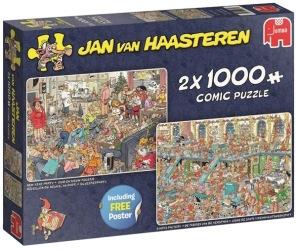 JvH - New Year Party/Santas Factory -