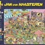 Jan van Haasteren - Pop Festival