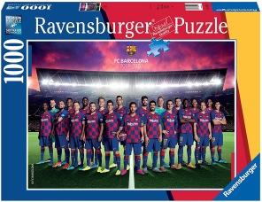 Pussel - FC Barcelona -