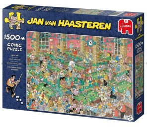 Jan van Haasteren - Chalk Up -