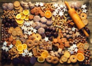 Pussel - Cookies -