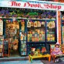 Pussel - The Bookshop