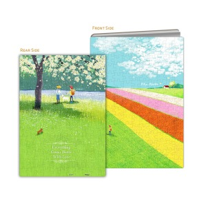 Puzzle Cover - Idyllic Life -